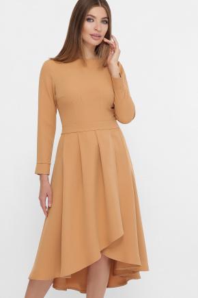 Платье Лика д/р. Цвет: песочный