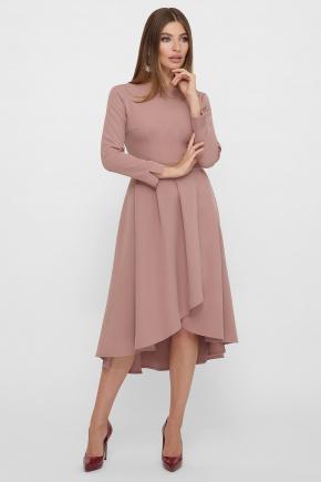 Платье Лика д/р. Цвет: капучино