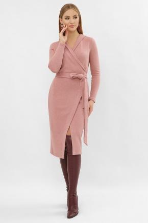 платье Ранди д/р. Цвет: пыльная роза