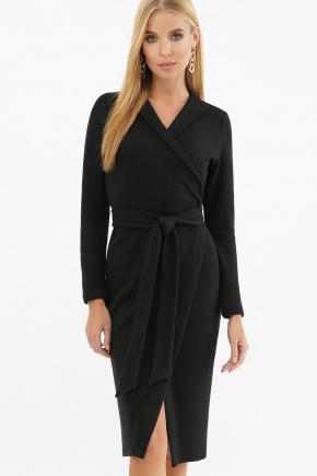 платье Ранди д/р. Цвет: черный