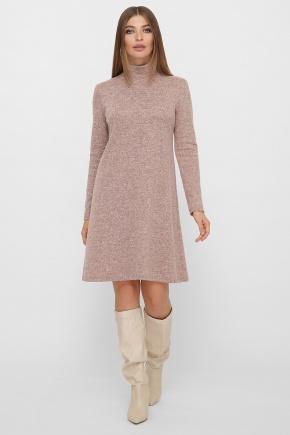 Платье Лорана д/р. Цвет: персик