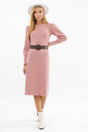 Платье Жизель д/р. Цвет: пыльная роза