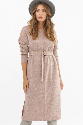 платье Беата д/р. Цвет: персик