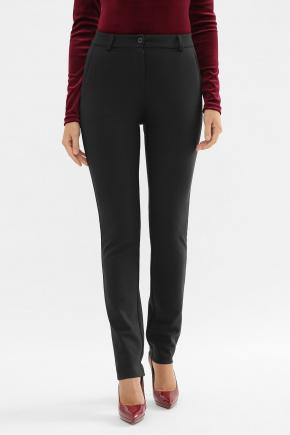 брюки Астор-1. Цвет: черный
