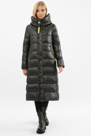 Куртка 2128. Цвет: 01-черный-желтый