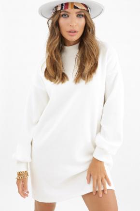 Платье Талита д/р. Цвет: белый