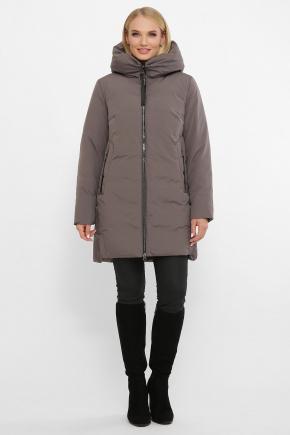 Куртка 2163. Цвет: 19-серый
