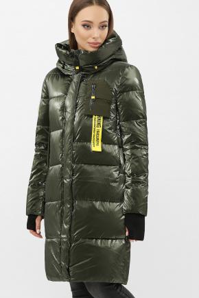 Куртка В-2103. Цвет: 13-хаки-желтый