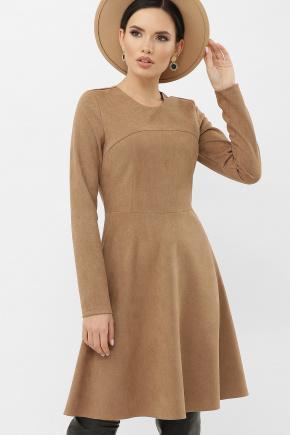 Платье Ронни д/р. Цвет: капучино