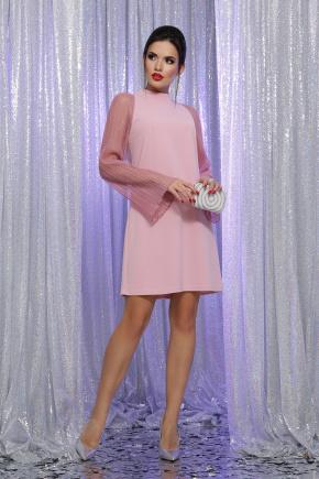 платье Вилма д/р. Цвет: св.лиловый