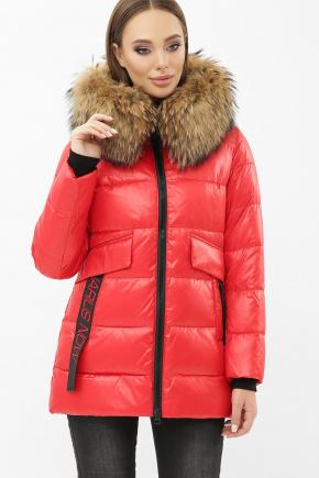 Куртка 8003. Колір: 04-красный
