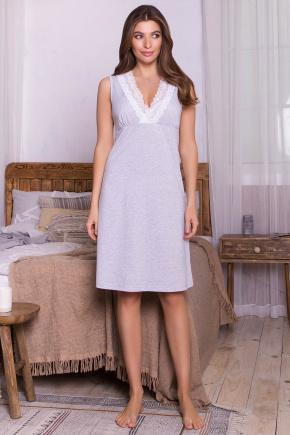 Сорочка Нидия б/р. Цвет: серый