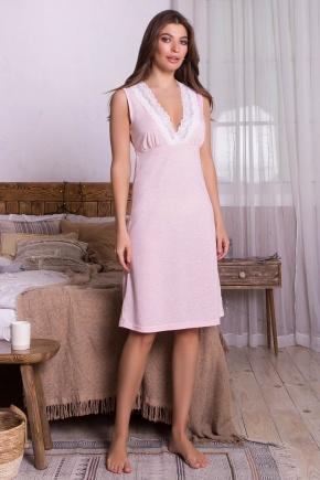Сорочка Нидия б/р. Цвет: розовый