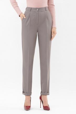 Мирей брюки. Колір: серый