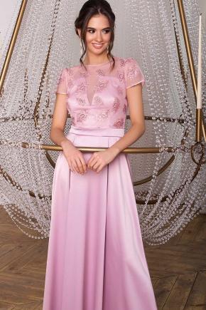 Платье Лорена к/р. Цвет: лиловый2