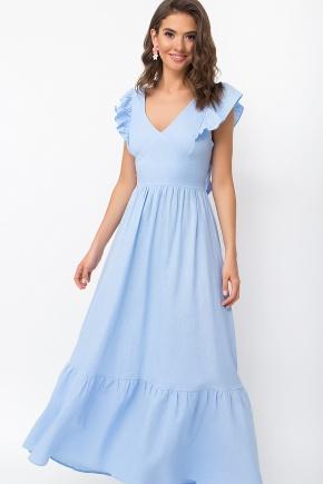 Сарафан Одилия. Цвет: голубой