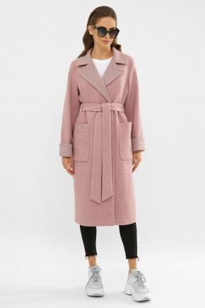 Пальто П-347-110. Цвет: 8-А-розовый