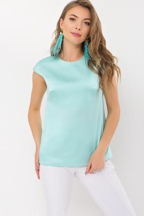Блуза Кэрол б/р. Цвет: мята