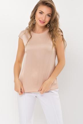 Блуза Кэрол б/р. Цвет: св. бежевый