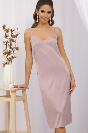 Платье Росава б/р. Цвет: лиловый