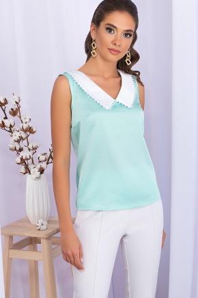 Блуза Мурел б/р. Цвет: мята