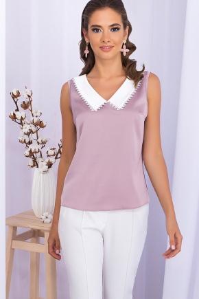 Блуза Мурел б/р. Цвет: лиловый