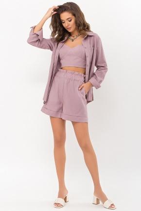 Рубашка Оделис д/р. Колір: лиловый