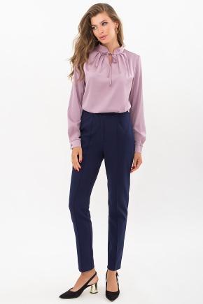 Блуза Калипса д/р. Цвет: лиловый