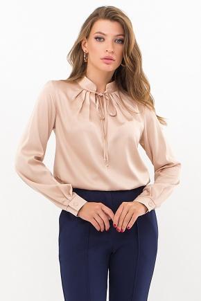 Блуза Калипса д/р. Колір: св. бежевый