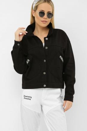 1021 AST Куртка VА. Цвет: черный