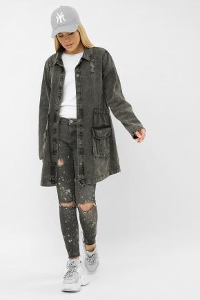 193 AST Куртка VА. Цвет: серый