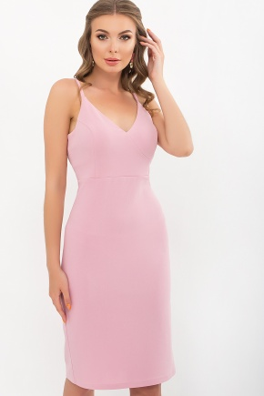 Платье Кеори б/р. Цвет: лиловый
