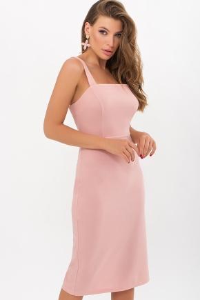 Платье Абаль б/р. Цвет: персик