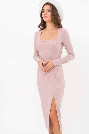 Платье Некста д/р. Цвет: пудра