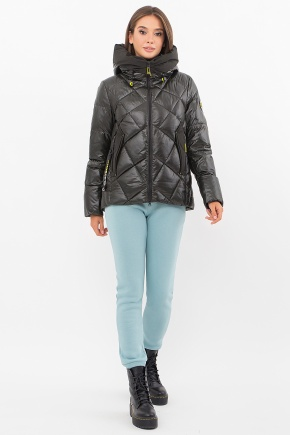 Куртка 308. Цвет: 13-т.хаки