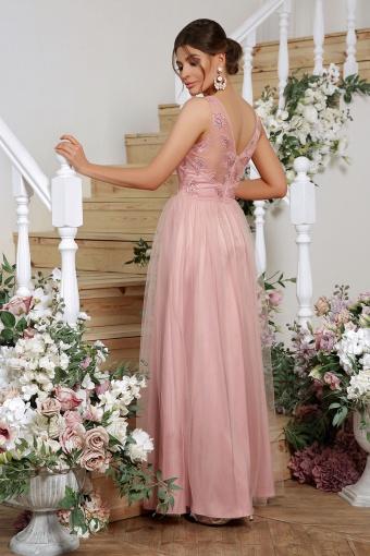 лиловое вечернее платье. Платье Вайнона б/р. Цвет: лиловый в интернет-магазине