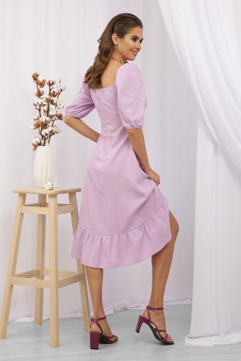. Платье Коста-Л к/р. Цвет: лавандовый недорого