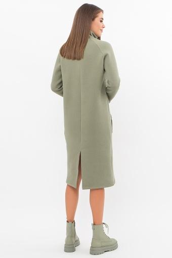 розовое спортивное платье. Платье Айсин д/р. Цвет: св.хаки в интернет-магазине