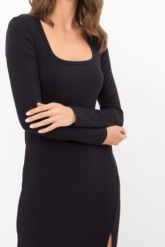 . Платье Некста д/р. Цвет: черный в Украине