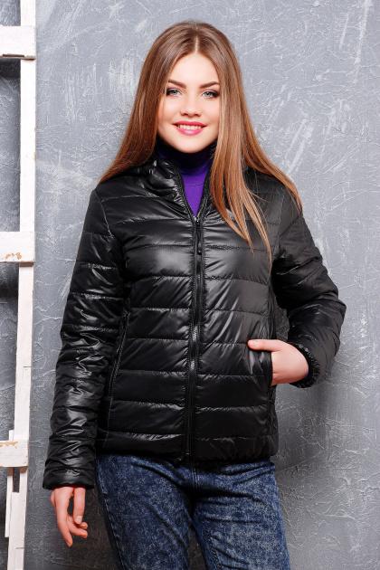 черная спортивная куртка. куртка Смарт2. Цвет: черный