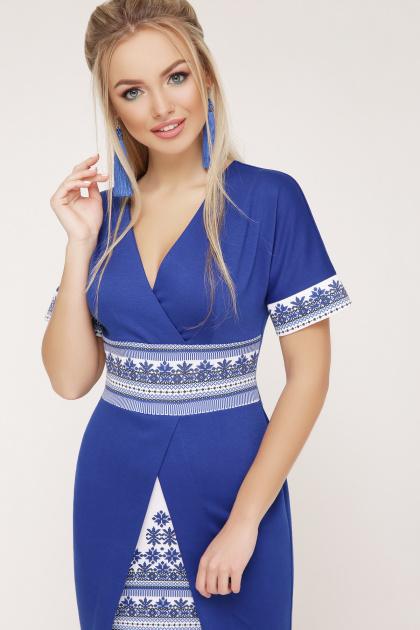 Этно-украинский платье Аурика-П д/р