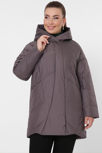 . Куртка 32-Б. Цвет: серо-коричневый