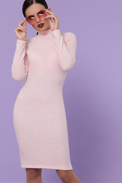 . платье-гольф Алена д/р. Цвет: персик