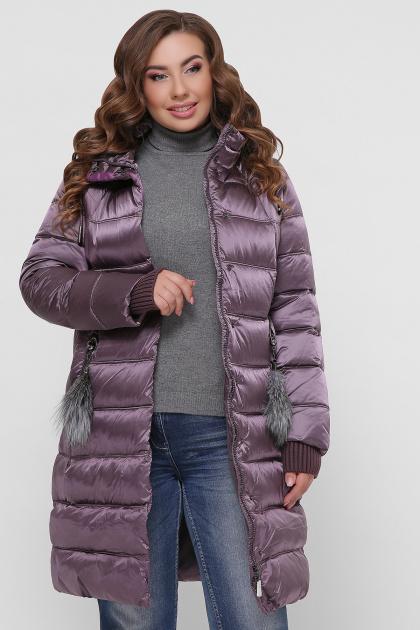 . Куртка 1950. Цвет: 21-лиловый