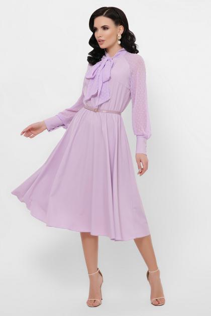 . платье Аля-1д/р. Цвет: лавандовый