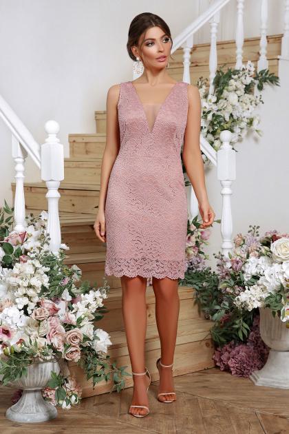 . платье Шелли б/р. Цвет: лиловый