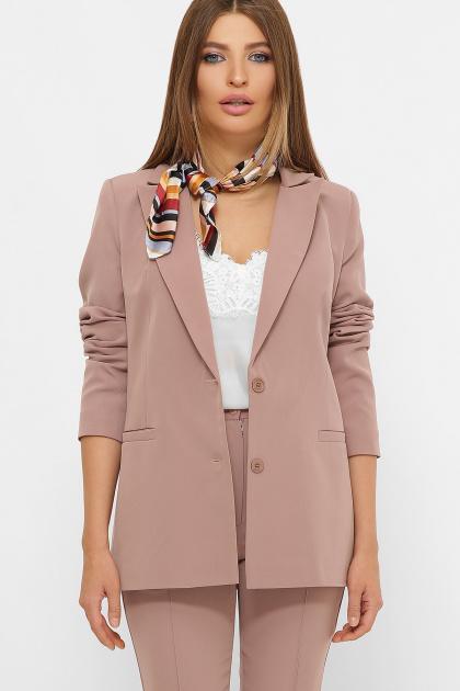 женский пиджак хаки. пиджак Патрик 2. Цвет: лиловый