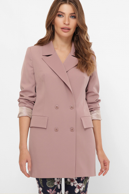 . пиджак Питер. Цвет: лиловый