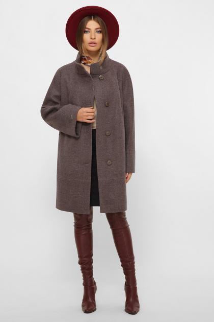 . Пальто MS-251. Цвет: 239-серый
