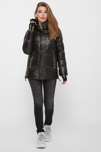 . Куртка 8290. Цвет: 01-черный